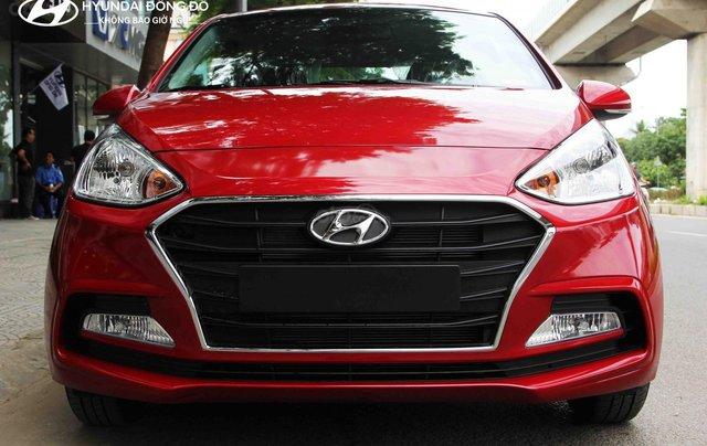 Bán xe Hyundai Grand i10 Sedan MT, giá bán 383 triệu mới 100%1