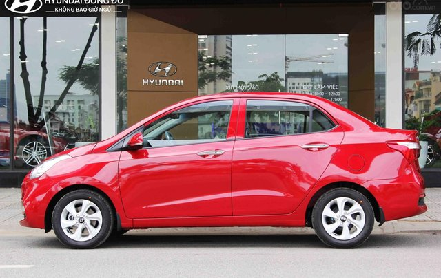 Bán xe Hyundai Grand i10 Sedan MT, giá bán 383 triệu mới 100%0