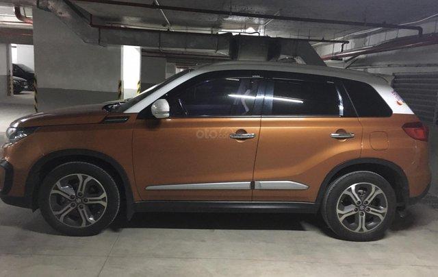 Bán xe Suzuki Vitara 2017 nhập khẩu nguyên chiếc 620tr0