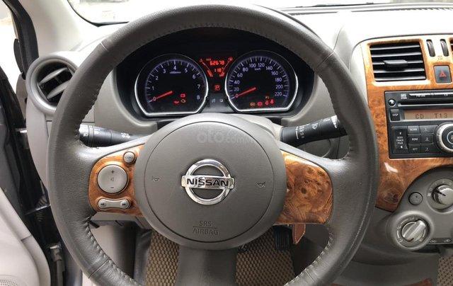 Bán Nissan Sunny đời 2013, màu xám (ghi)1