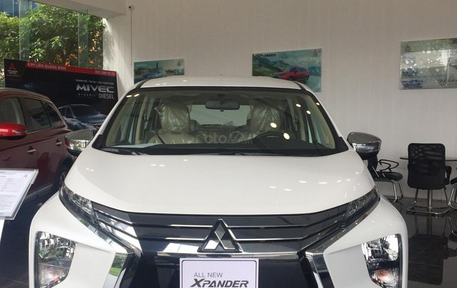 Xpander AT 2019, dòng xe 7 chỗ giá tốt, nhập khẩu nguyên chiếc0