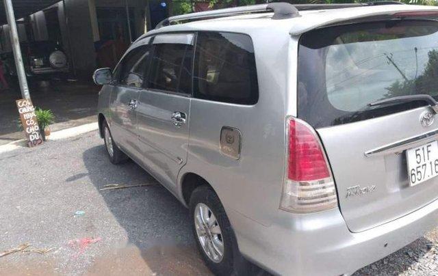 Chính chủ bán ô tô Toyota Innova G SX 2008, màu bạc5