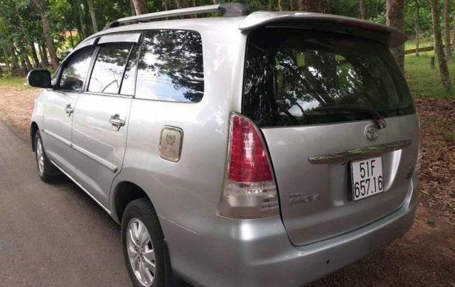 Chính chủ bán xe Toyota Innova G năm 2008, màu bạc4