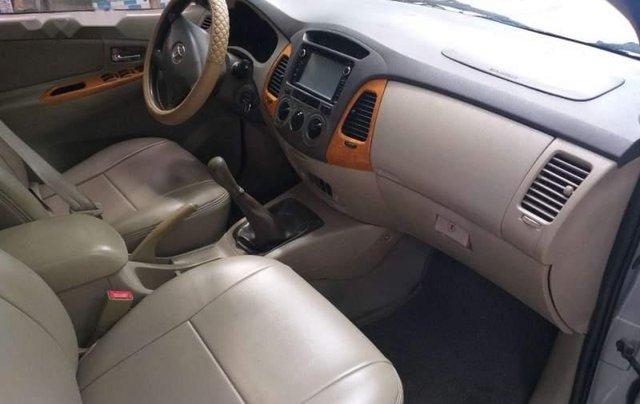Chính chủ bán xe Toyota Innova G năm 2008, màu bạc2