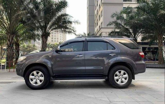Cần bán lại xe Toyota Fortuner 2.5G đời 2011, màu xám chính chủ giá cạnh tranh5