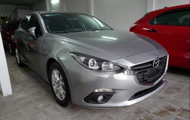 Bán xe Mazda 3 sản xuất năm 2015, màu bạc0