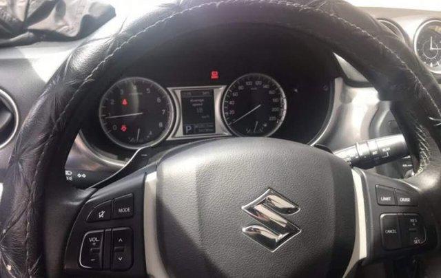 Bán xe Suzuki Vitara năm sản xuất 2016, màu xanh lam, nhập khẩu5