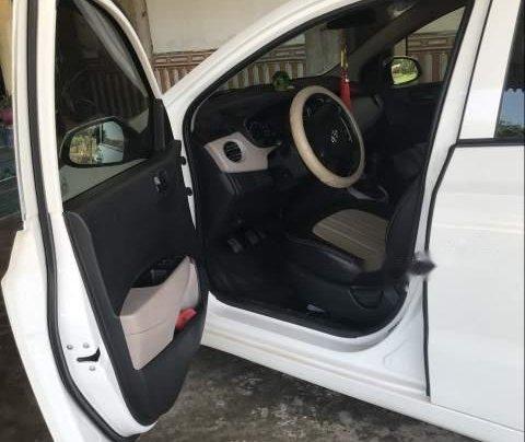Bán Hyundai Grand i10 2015, màu trắng, nhập khẩu2