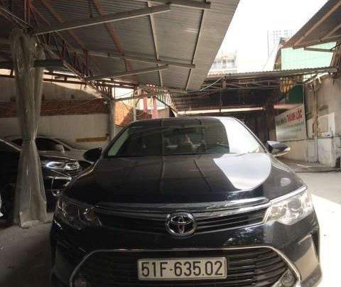 Bán xe Toyota Camry sản xuất 2016, màu đen 0