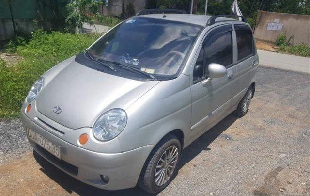 Chính chủ bán Daewoo Matiz đời 2007, màu bạc, nhập khẩu3
