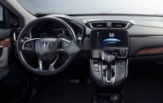 Bán Honda CR V năm sản xuất 2019, màu trắng, xe nhập1