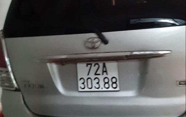 Bán Toyota Innova 2008, màu bạc4