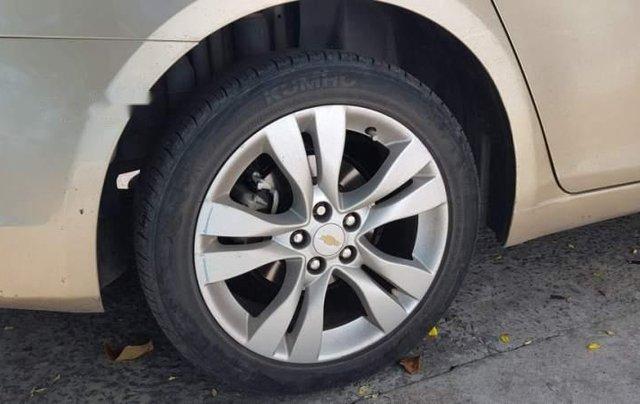 Bán xe Chevrolet Cruze 1.8  LTZ sản xuất năm 2015, màu vàng, nhập khẩu 4