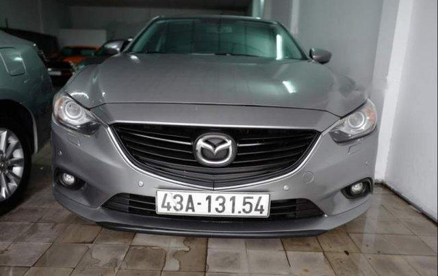 Bán Mazda 6 năm 2014, màu bạc, giá chỉ 628 triệu1