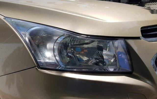 Bán xe Chevrolet Cruze 1.8  LTZ sản xuất năm 2015, màu vàng, nhập khẩu 5