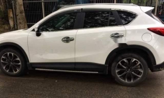 Cần bán Mazda CX 5 2.5 AWD 2017, màu trắng, xe nhập0