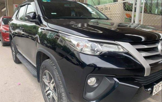 Bán ô tô Toyota Fortuner G sản xuất năm 2018, màu đen chính chủ2