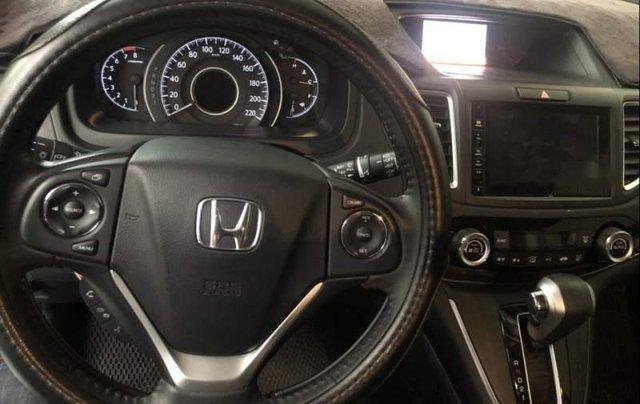 Chính chủ bán xe Honda CR V 2.4 AT sản xuất 2016, màu xám1