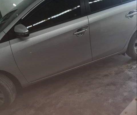 Bán Toyota Vios G năm sản xuất 2017, màu bạc4