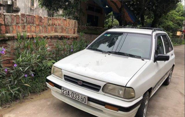 Bán ô tô Kia CD5 2004, màu trắng, 560 triệu0