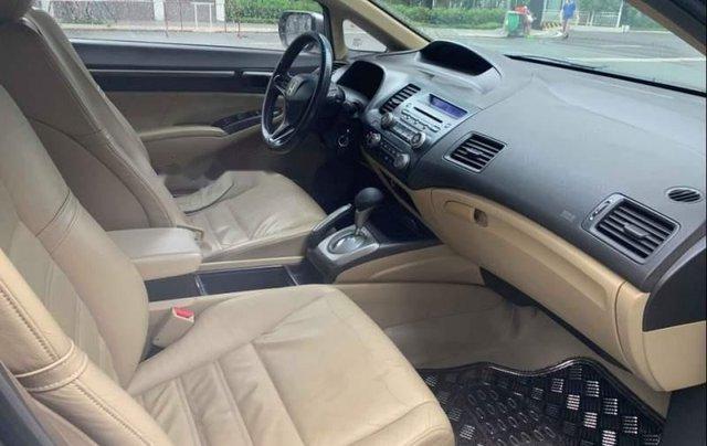 Cần bán Honda Civic 1.8 AT 2009, màu xám chính chủ, 348tr1