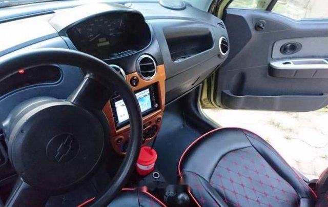 Bán Chevrolet Spark năm 2009, màu xanh lục5