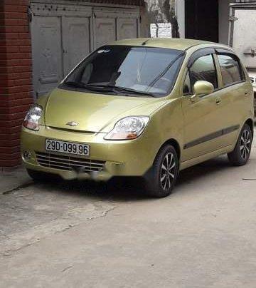 Bán Daewoo Matiz năm sản xuất 2011, màu chanh1