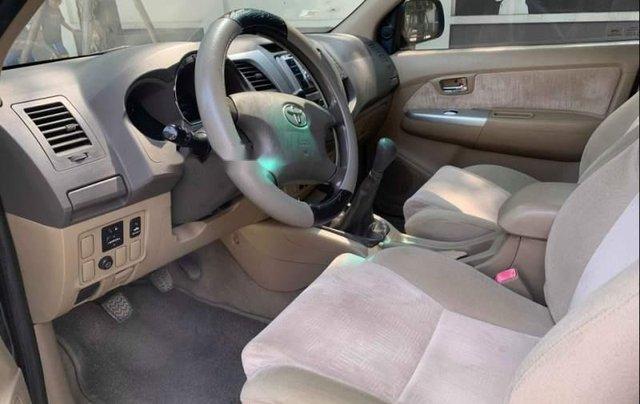 Cần bán lại xe Toyota Fortuner 2.5G đời 2011, màu xám chính chủ giá cạnh tranh4