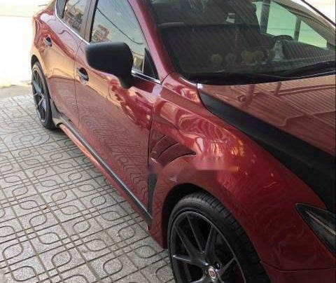 Bán ô tô Mazda 3 2.0 năm 2015, màu đỏ xe gia đình3