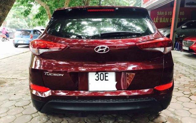 Bán gấp Hyundai Tucson 2.0AT năm sản xuất 2016, màu đỏ, nhập khẩu1