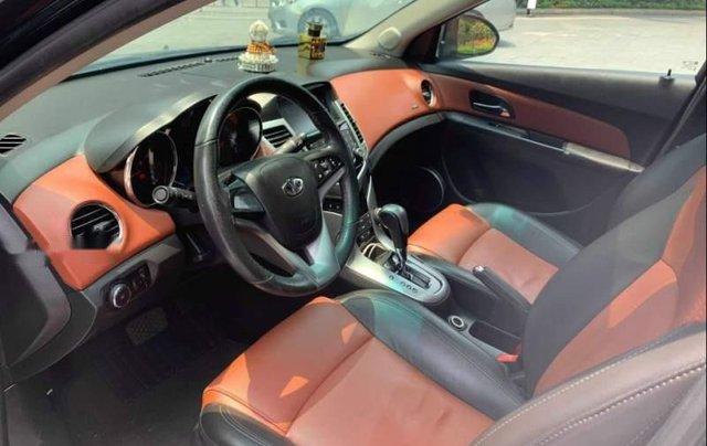 Cần bán gấp Daewoo Lacetti CDX  1.6 AT 2010, màu đen xe gia đình4