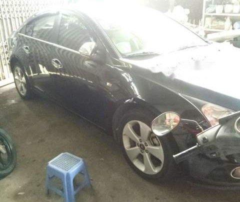 Chính chủ bán Daewoo Lacetti CDX 1.6 2010, màu đen, nhập khẩu0