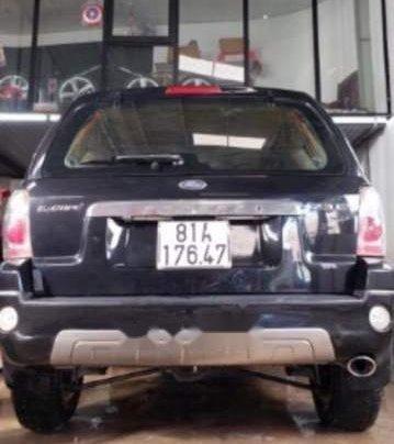 Cần bán Ford Escape sản xuất 2004, màu xanh đen 2