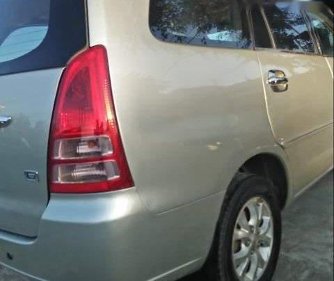 Bán Toyota Innova sản xuất 2008, màu bạc, nhập khẩu nguyên chiếc xe gia đình5