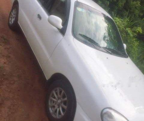 Bán Daewoo Lanos năm 2003, màu trắng, nhập khẩu  1