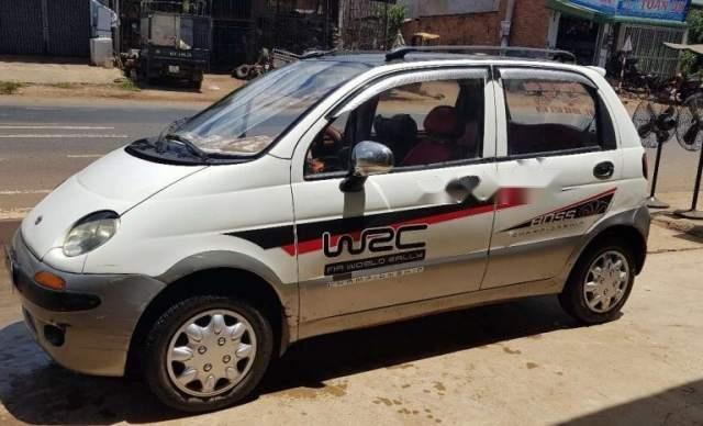 Bán Daewoo Matiz 2000, màu trắng, nhập khẩu, giá 52tr1