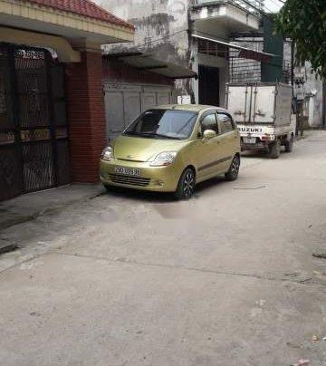 Bán Daewoo Matiz năm sản xuất 2011, màu chanh0
