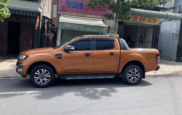 Lên đời bán Ford Ranger đời 2017, nhập khẩu nguyên chiếc2