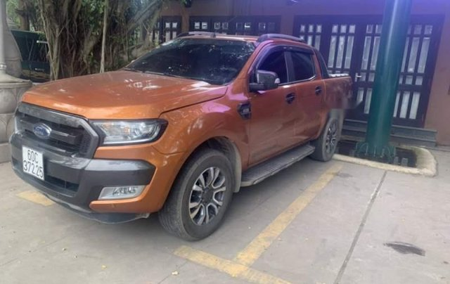 Lên đời bán Ford Ranger đời 2017, nhập khẩu nguyên chiếc0