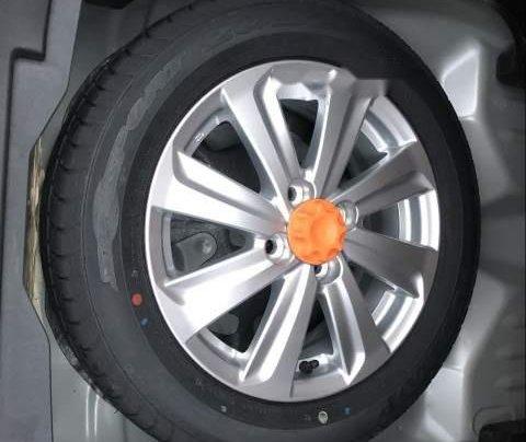 Bán xe Toyota Vios G đời 2015, màu vàng cát5