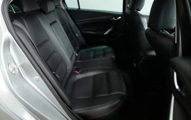 Bán Mazda 6 năm 2014, màu bạc, giá chỉ 628 triệu4