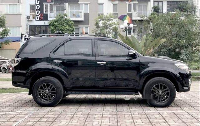 Bán Toyota Fortuner năm 2015, màu đen, giá chỉ 820 triệu0