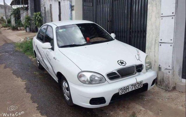 Bán xe Daewoo Lanos năm 2000, màu trắng, nhập khẩu nguyên chiếc, giá chỉ 65 triệu0