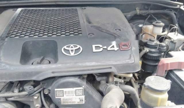Bán Toyota Fortuner sản xuất 2015, màu xám, 816 triệu0