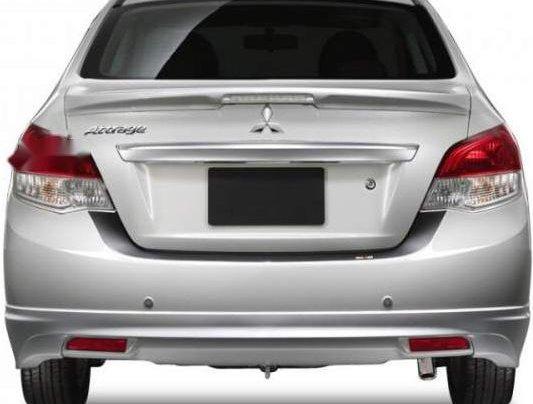 Bán Mitsubishi Attrage đời 2019, màu bạc, nhập khẩu Thái Lan2