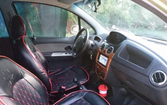 Bán Chevrolet Spark năm 2009, màu xanh lục3