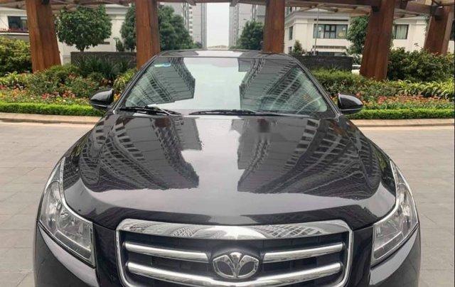 Cần bán gấp Daewoo Lacetti CDX  1.6 AT 2010, màu đen xe gia đình0