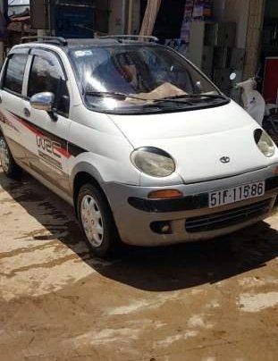 Bán Daewoo Matiz 2000, màu trắng, nhập khẩu, giá 52tr0