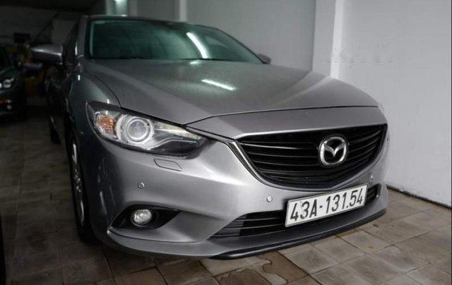 Bán Mazda 6 năm 2014, màu bạc, giá chỉ 628 triệu0