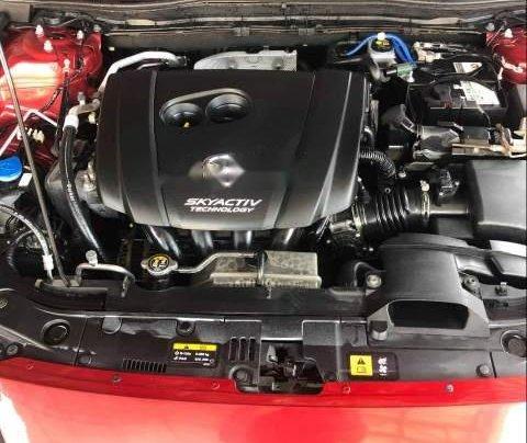 Bán ô tô Mazda 3 2.0 năm 2015, màu đỏ xe gia đình2